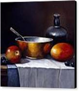 Still Life Rhapsody Canvas Print by John Zaccheo