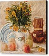 Still Life Canvas Print by Vincent van Gogh