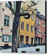 Stockholm 14 Canvas Print by Yury Malkov