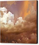 Storm Clouds Canvas Print