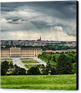 Storm Over Vienna Canvas Print by Viacheslav Savitskiy