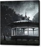 Storytelling Gazebo Canvas Print by Svetlana Sewell