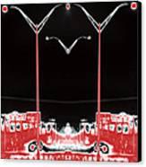 Streetlight Serenade 3 Canvas Print by Wendy J St Christopher
