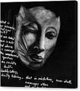 Strength Of Spirit Canvas Print by Naresh Sukhu