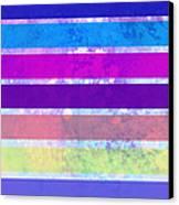 Stripes Abstract Art Canvas Print