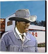 Stubb's Canvas Print by GCannon