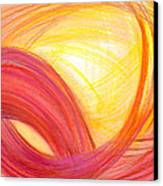 Sublime Design Canvas Print by Kelly K H B