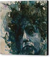 Subterranean Homesick Blues  Canvas Print by Paul Lovering