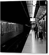 Subway Canvas Print by BandC  Photography