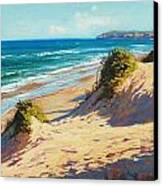 Summer Day The Entrance Canvas Print by Graham Gercken