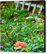Summer Garden Canvas Print by Viacheslav Savitskiy