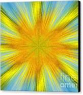 Summer Canvas Print by Lorraine Heath