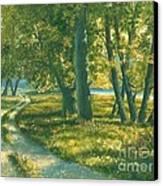 Summer Place Canvas Print