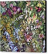 Summer Prairie I Canvas Print by Helen Klebesadel