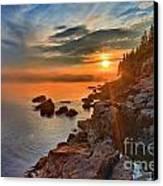 Sun Shots Canvas Print