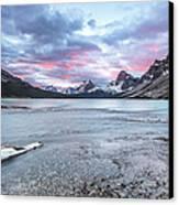 Sunrise Glow Canvas Print