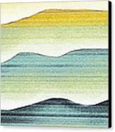 Sunset Canvas Print by Brenda Bryant