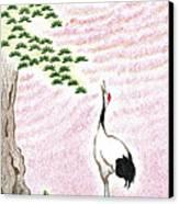 Sunset Canvas Print by Keiko Katsuta