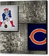 Super Bowl 20 Canvas Print