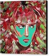 Super Mod 23 Canvas Print by Michael Henzel