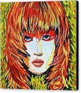Super Mod 8 Canvas Print by Michael Henzel