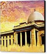 Supreme Court Karachi Canvas Print by Catf