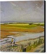 Swalecliffe Brook Canvas Print