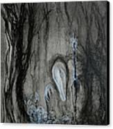 Swamp Shaman Canvas Print