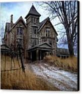 Sydenham Manor Canvas Print by Tom Straub