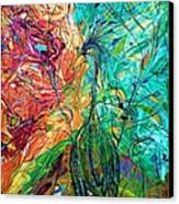 Talulla Canvas Print by Chris Cloud