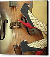 Tango For Strings Canvas Print