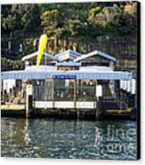 Taronga Zoo Wharf Canvas Print by Steven Ralser