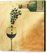 Taste Of Life Canvas Print