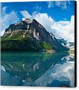 Temple Mountain Canvas Print