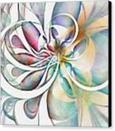 Tendrils 04 Canvas Print by Amanda Moore