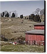 Tennessee Farmstead Canvas Print