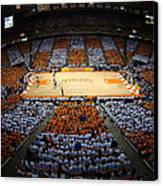 Tennessee Volunteers Thompson-boling Arena Canvas Print