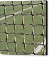 Tennis Net Canvas Print