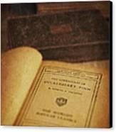 The Adventures Of Huckleberry Finn Canvas Print by Edward Fielding