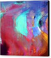 The Afterglow Canvas Print by Linda Sannuti