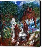 The Alchemists Canvas Print