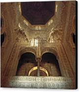 The Alhambra The Infantas Tower Canvas Print
