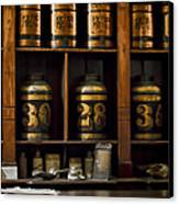 The Apothecary Canvas Print by Heather Applegate