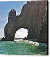 The Arch Lands End Cabo San Lucas  Canvas Print