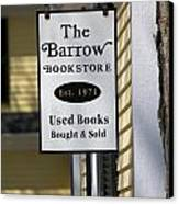 The Barrow Canvas Print