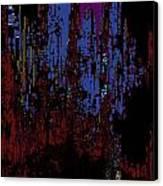 The Binge Canvas Print