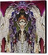 The Bouquet Unleashed 6 Canvas Print by Tim Allen
