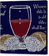 The Bread Of Life Canvas Print by Robyn Stacey