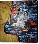 The Buddha Way Canvas Print
