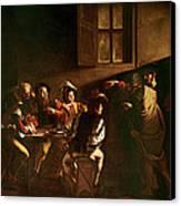 The Calling Of St Matthew Canvas Print
